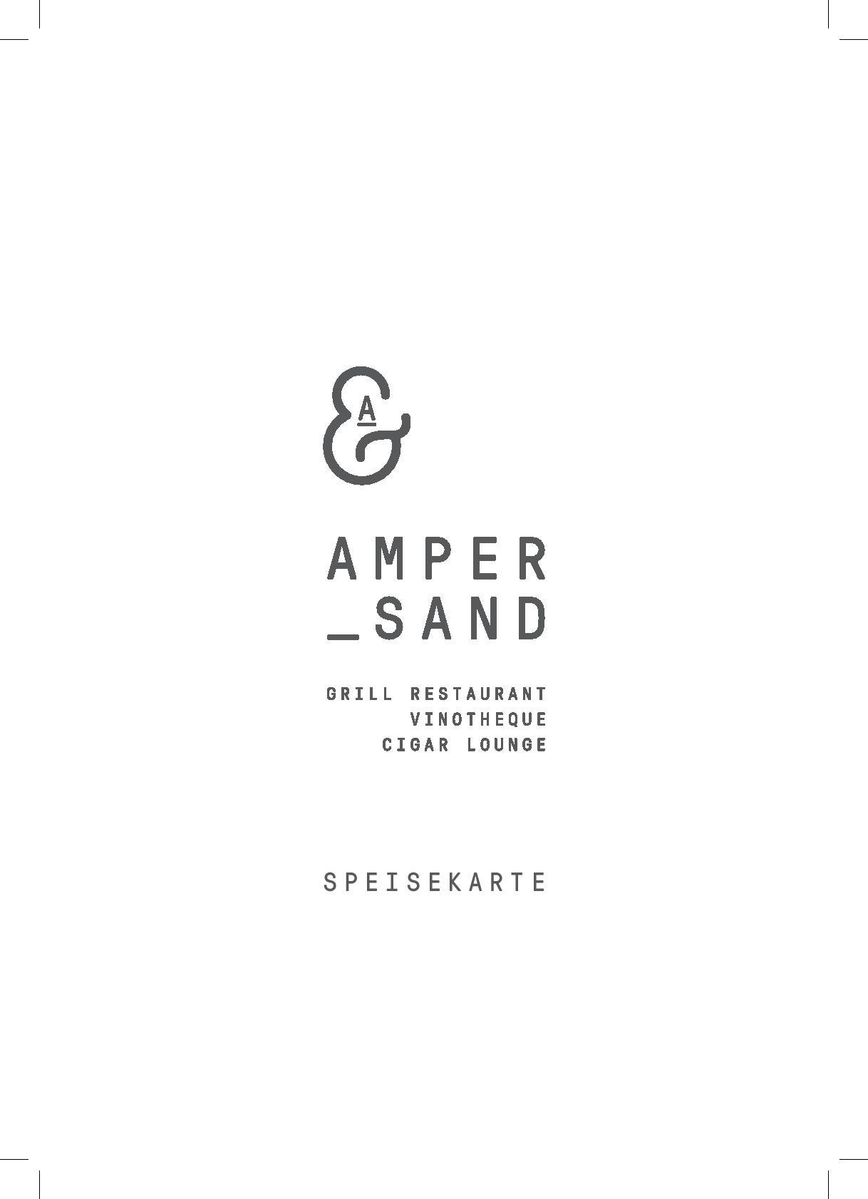 Restaurant ampersand grill bar in lucerne stand 15 09 2017 ein service von www suissegourmet ch alle angaben ohne gewähr