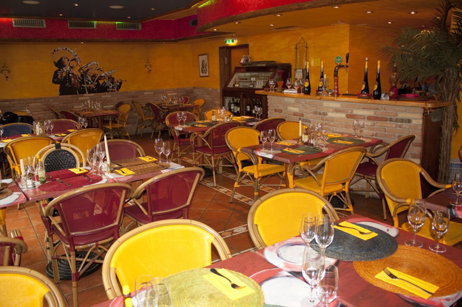 Restaurant El Rancho in Biel