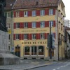 Restaurant Brasserie de l Hotel de Ville in La Chaux-de-Fonds (Neuchâtel / District de la Chaux-de-Fonds)