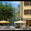 Restaurant Sacre Bon in ThermalHotels Leukerbad in Leukerbad (Valais / Leuk)]