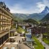 Restaurant The Grill in Zermatt