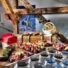 Romantik Hotel Schweizerhof Restaurant in Flims
