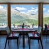 Restaurant Stars - Nira Alpina in Silvaplana (Graubünden / Maloja / Distretto di Maloggia)]