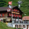 Restaurant Berghaus Piz Platta (Alp Flix) in Sur (Graubünden / Albula)]