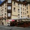 Restaurant Nostra Pizzeria in Pontresina (Graubünden / Maloja / Distretto di Maloggia)]
