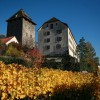 Restaurant Schloss Brandis in Maienfeld (Graubünden / Landquart)]