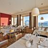 Romantik Hotel, Panorama Restaurant, Muottas Muragl in Samedan (Graubünden / Maloja / Distretto di Maloggia)]