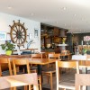 Restaurant du Club Nautique in Morges (Vaud / District de Morges)]