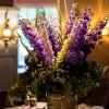 Restaurant LEONARD's Hotel Le Grand Bellevue in Gstaad ( / )]
