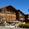 Restaurant Hotel Schweizerhaus in Maloja (Graubünden / Maloja / Distretto di Maloggia)]