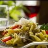 Restaurant Chalet Stella Alpina in Ronco, Bedretto (Ticino / Distretto di Leventina)]