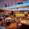 Restaurant Sunny Bar by Claudia Canessa in St. Moritz