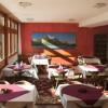 Stua Granda restaurant in Soglio (Graubünden / Maloja / Distretto di Maloggia)]