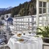 Restaurant Steigenberger Belvédère in Davos Platz