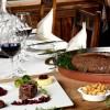 Restaurant La Grange in Verbier (Valais / District d'Entremont)]