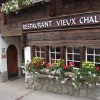 Restaurant Vieux Chalet in Saas-Fee