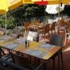 Restaurant Grotto Valle in Caslano (Ticino / Distretto di Lugano)]