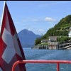 Restaurant Wirtschaft zur Schifflände in Quinten (St. Gallen / Wahlkreis Sargans)]