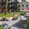 Restaurant Neue Spinnerei in Aathal-Seegräben (Zürich / Hinwil)]