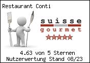 suissegourmet - die besten Restaurants in der Schweiz