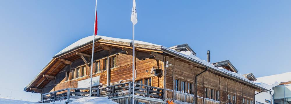 Restaurants in Lenk im Simmental: Berghotel Leiterli Restaurant