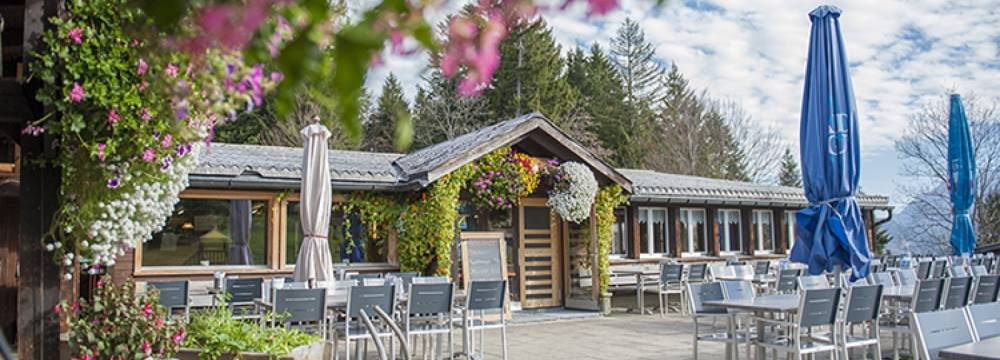 Restaurants in Nesslau: Bergrestaurant Wolzenalp