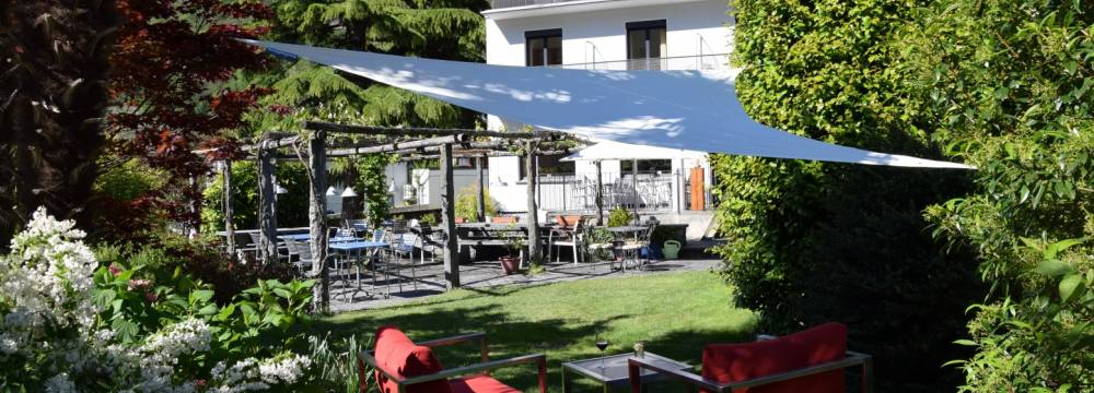 Restaurants in Coglio: Eco-hotel Cristallina Restaurant