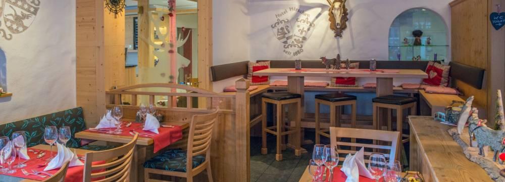 Restaurants in Grindelwald: Hotel Restaurant Hirschen