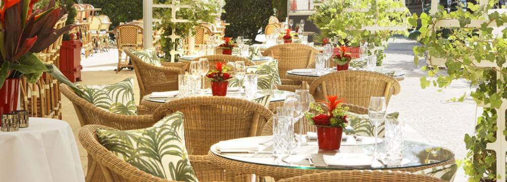 Grandhotel National Restaurant-Bar-Terrasse in Luzern