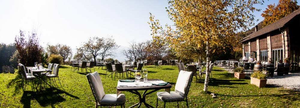 Restaurants in Vico Morcote: Ristorante Vicania
