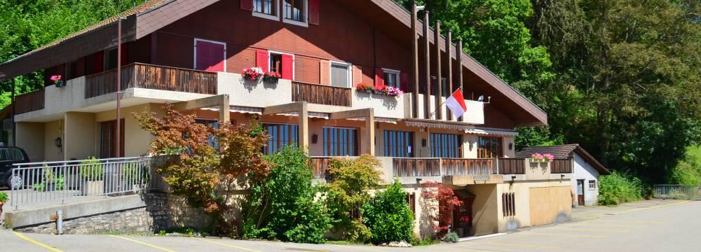 Restaurants in Ramiswil: Restaurant Alpenblick