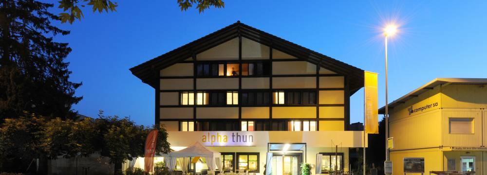 Restaurants in Thun: Restaurant Alpha Thun