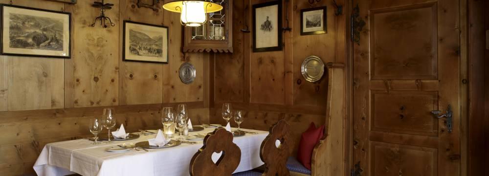 Hotel Alpina in Parpan