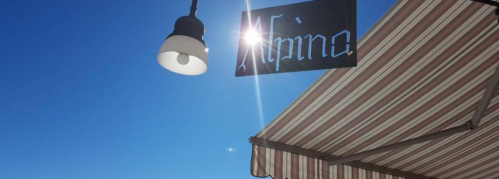 Restaurants in Rigi Kaltbad: Restaurant Alpina