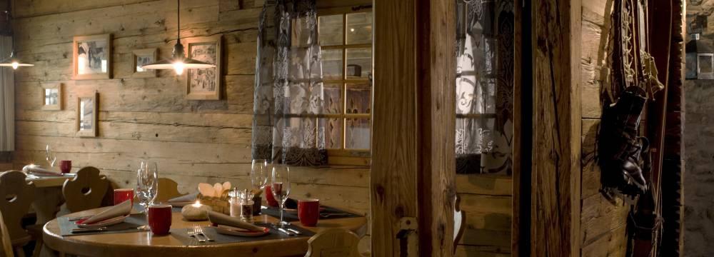 Restaurants in Grindelwald: Barry s