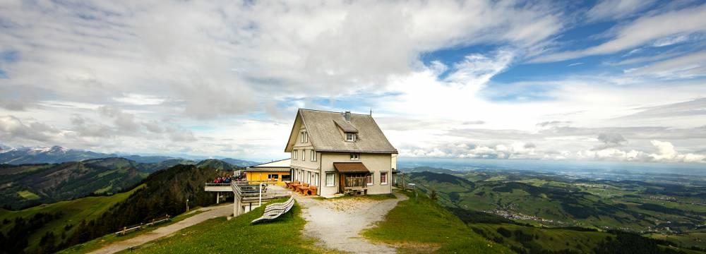 Berggasthaus Kronberg in Jakobsbad