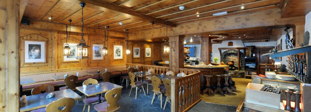 Restaurants in Grindelwald: Bistro Memory