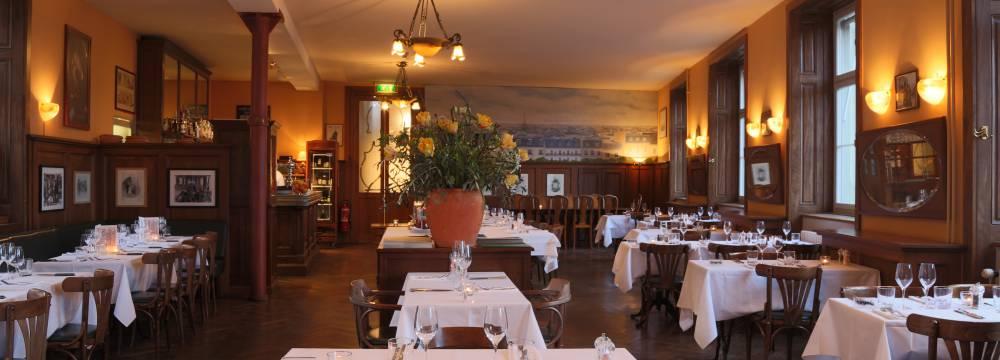 Brasserie Au Violon in Basel