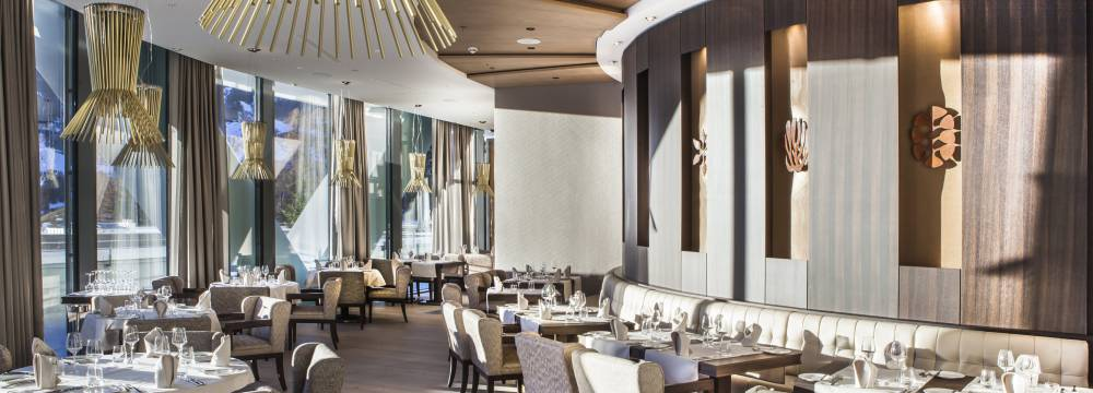 Restaurants in Davos-Dorf: Capricorn InterContinental