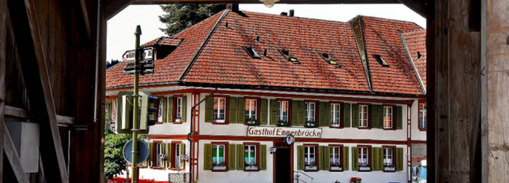 Restaurants in Schüpbach: Restaurant Emmenbrucke