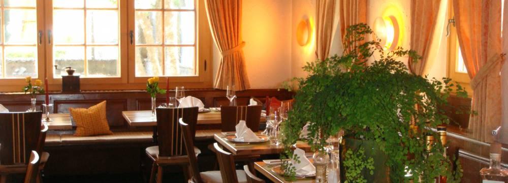 Restaurants in Maloja CH: Hotel Schweizerhaus
