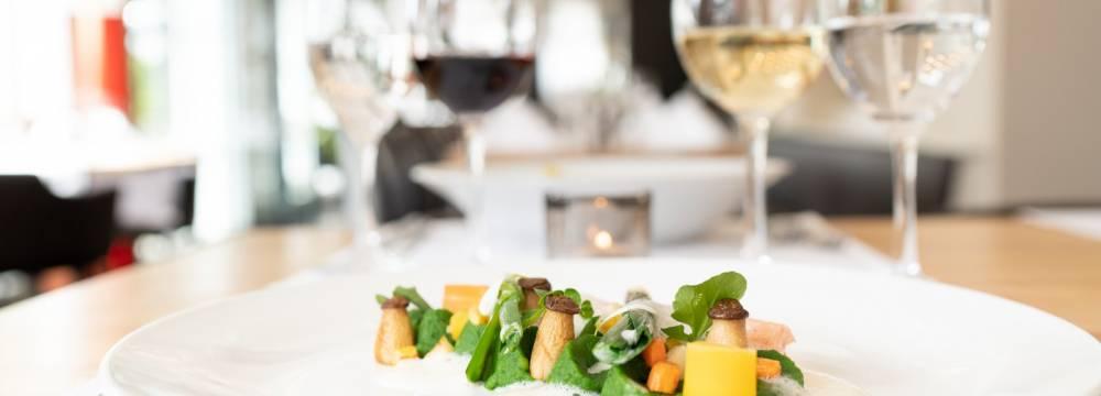 Restaurants in Weggis: EQUO 1706