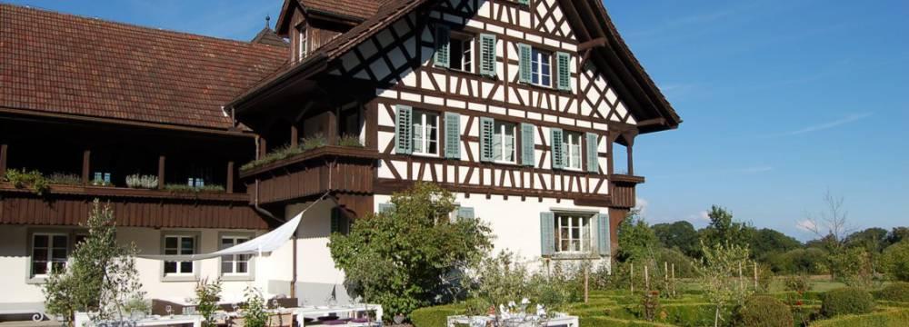 Restaurants in Salenstein: Gasthof zum Eugensberg