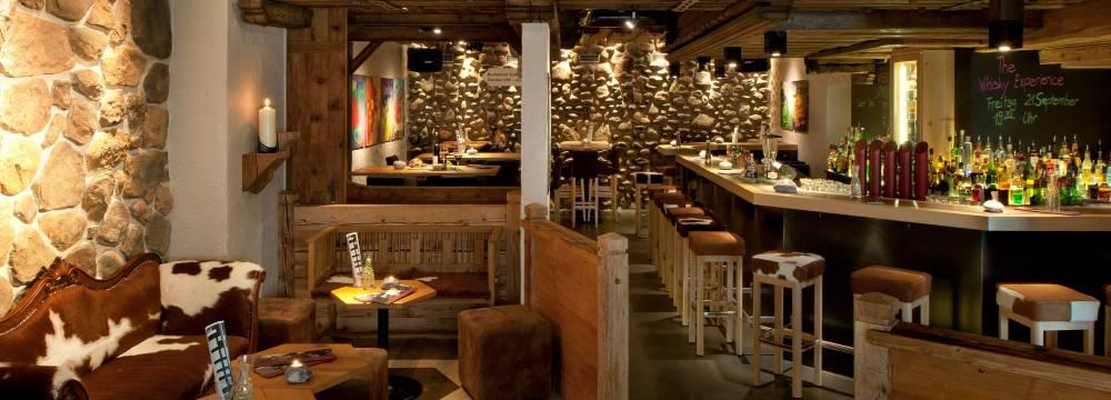 Restaurants in Grindelwald: Gepsi Bar Hotel Eiger, Grindelwald