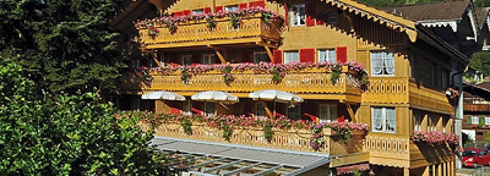 Gourmetstübli Alpenblick (Dorfstube 9.4) in Wilderswil