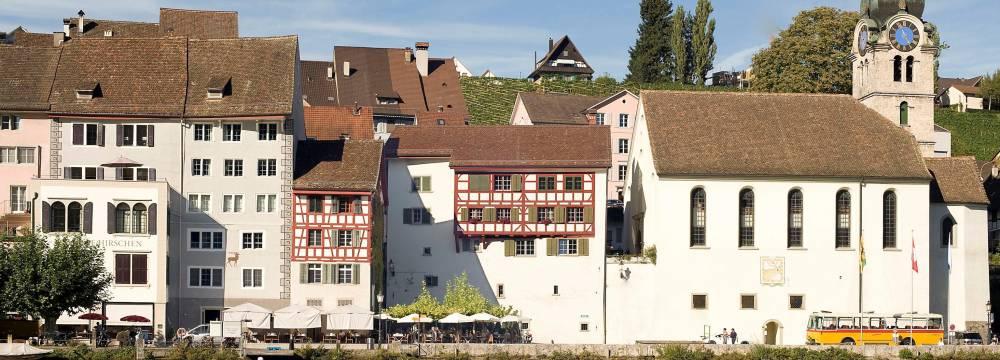 Restaurants in Eglisau: Restaurant Hirschen und Bistro