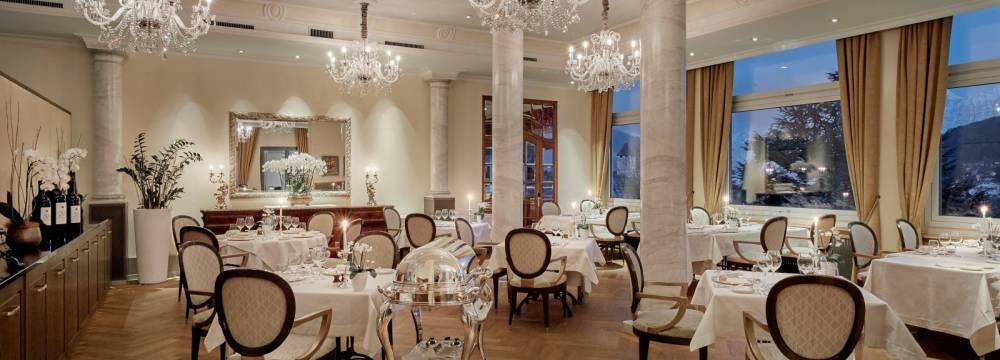 Restaurants in Spiez: Hotel Eden Spiez
