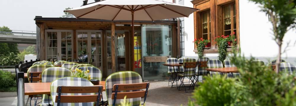 Restaurants in Maienfeld: Hotel Hirschen, Maienfeld