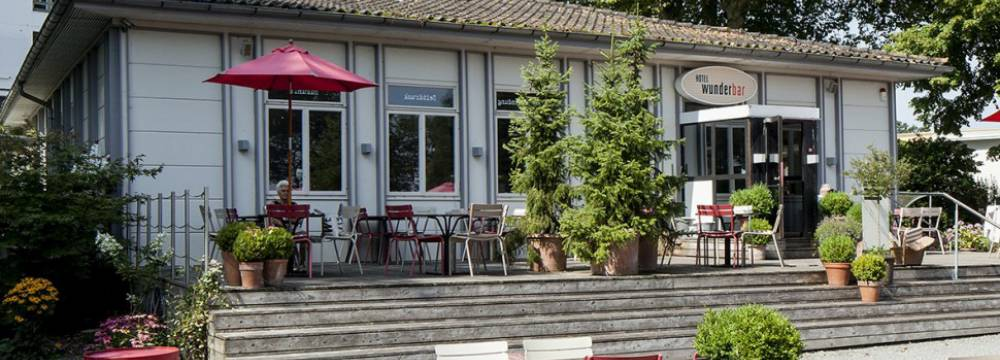 Restaurants in Arbon: Hotel Wunderbar