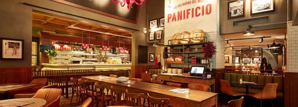 Restaurants in Biel: L'Osteria Biel-Bienne